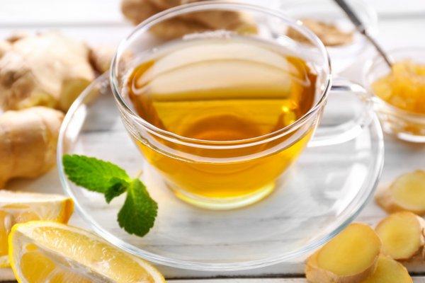 فوائد الشاي الأخضر بالليمون و فوائده للريجيم و الجلد