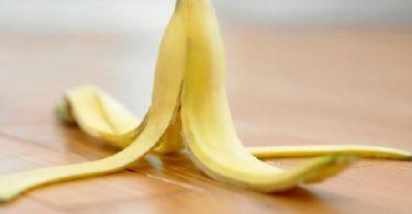 فوائد قشر الموز للإنتصاب